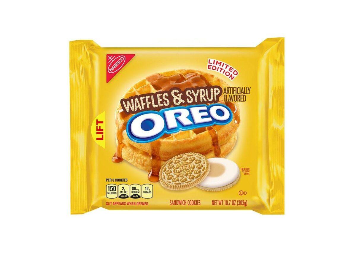 Waffle Oreo
