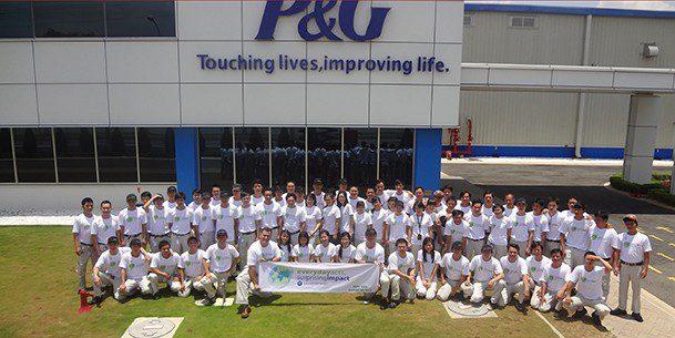 P&G – Môi trường làm việc trong mơ của các bạn trẻ